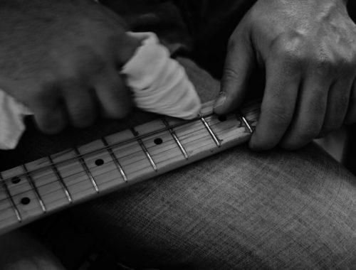 Instrumenten onderhouden