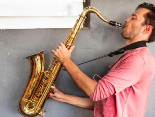 Saxofoon bespelen