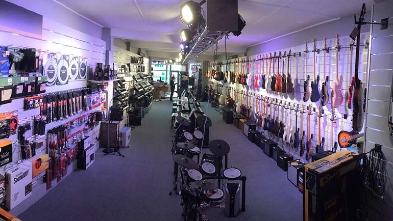 muziekwinkel geraardsbergen