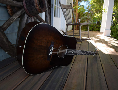 art&lutherie gitaren