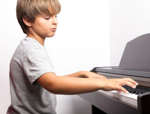 digitale piano voor beginners