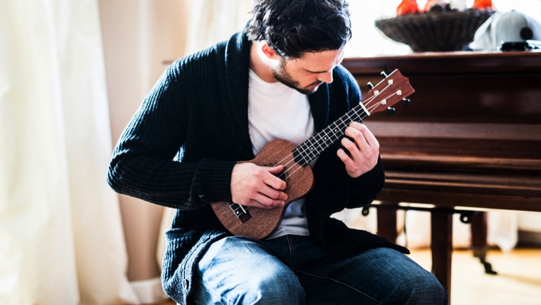 gitaar ukelele