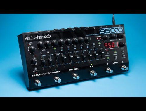Electro Harmonix 6-track looper 95000