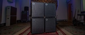 Unity pro bass cabinet actief