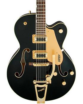 soorten elektrische gitaar hollow body