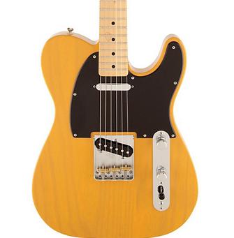 soorten elektrische gitaar t-model
