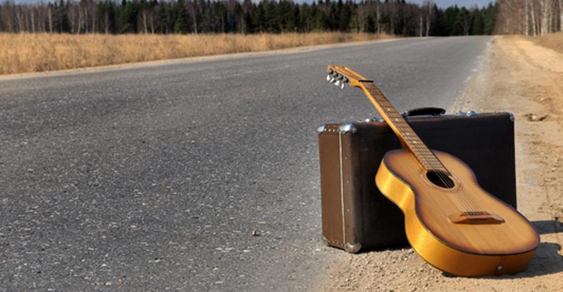 Reisgitaren (travel guitars). Enkele toppers aan je voorgesteld.