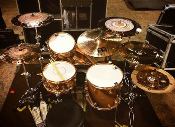 cymbalen drumset