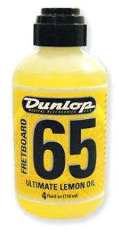 dunlop lemon oil onderhoud gitaar