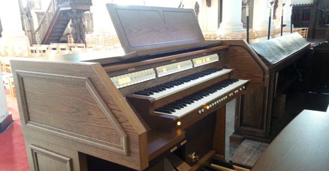 Viscount orgel Unico CL6 Kemzeke