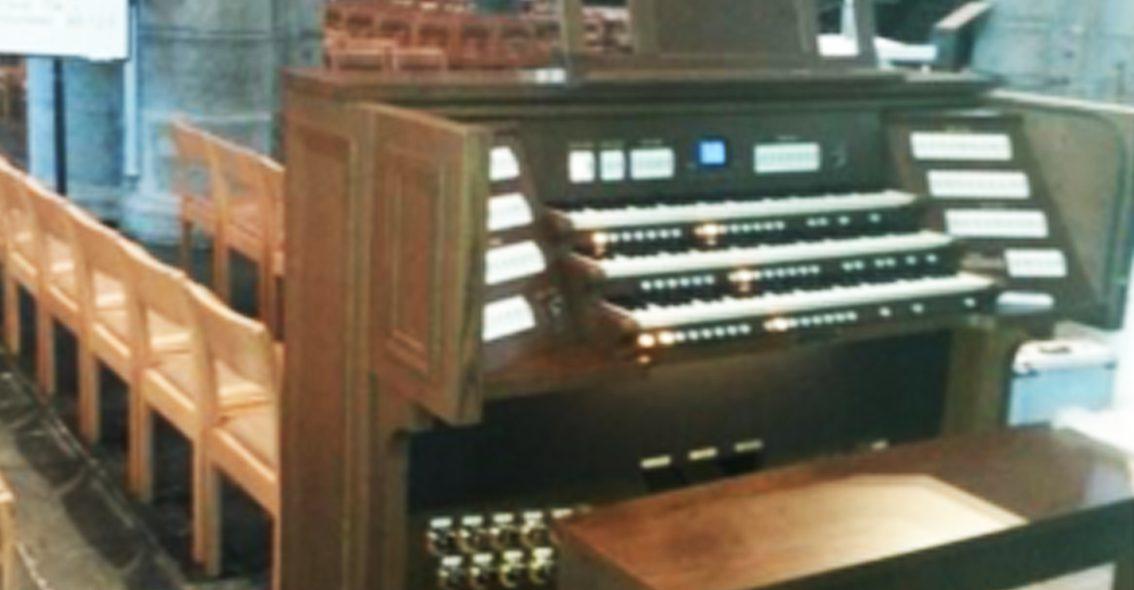 Viscount Unico 400 Kerk Stekene