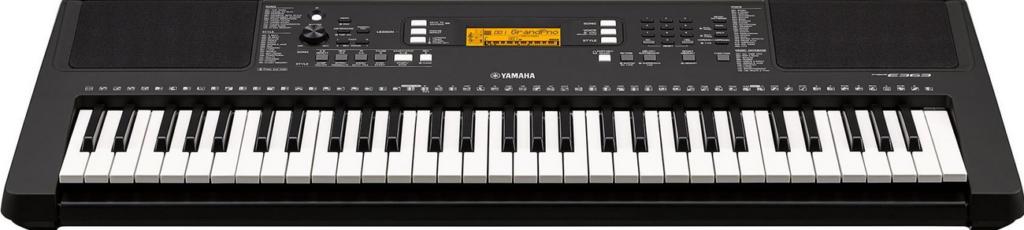 keyboard kopen voor beginners yamaha psr e363