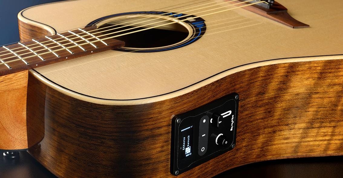 Lag HyVibe: de eerste smart-guitar!