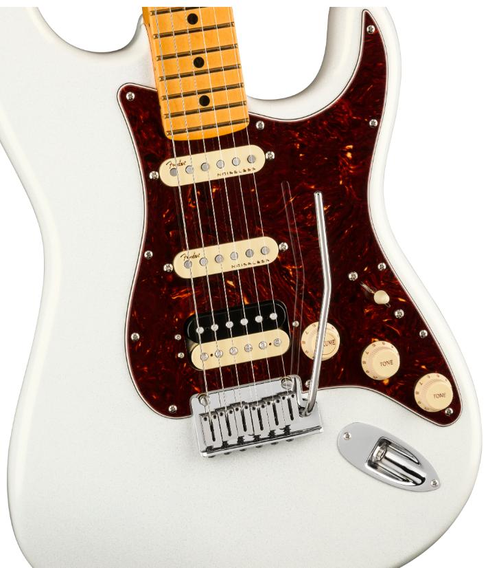 fender american ultra stratocaster HSS 2