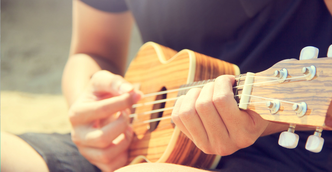 Drie ukulele songs tegen corona-verveling