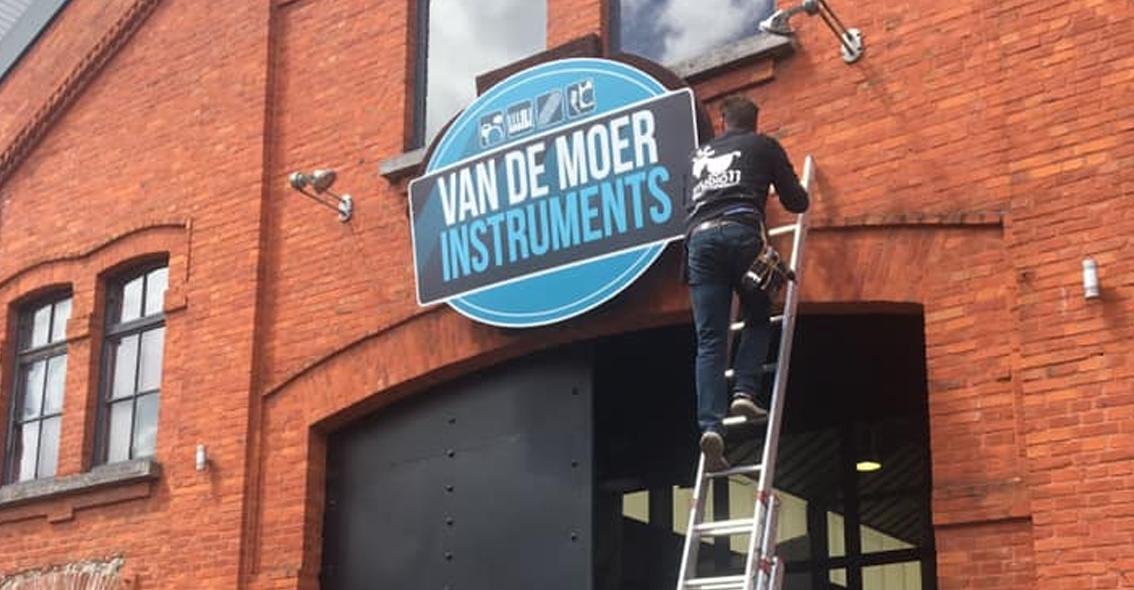 Opening VDM Gent vanaf Dinsdag 14 Juli!