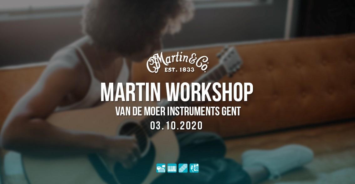 Martin Workshop 3 Oktober Gent