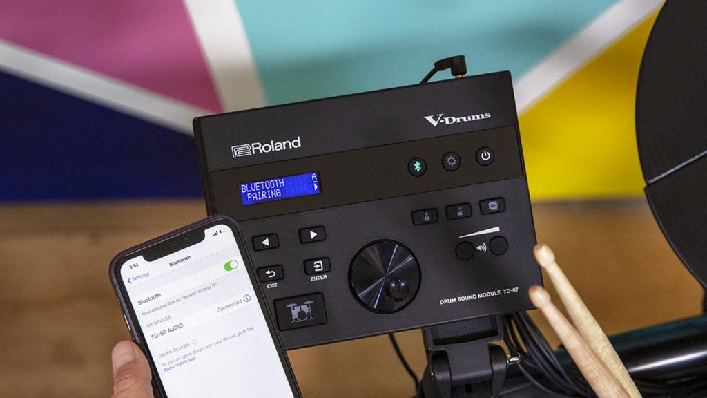 roland td07kv module