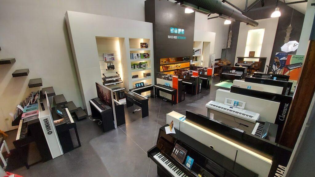 pianowinkel