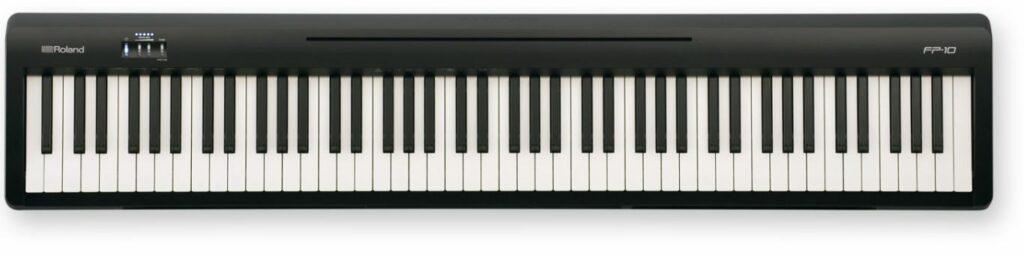 Budgetpiano's Roland FP-10