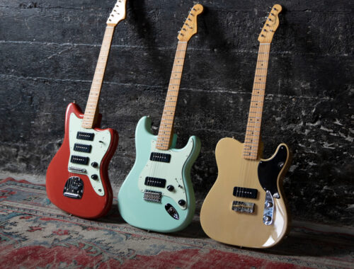 Fender Noventa Series