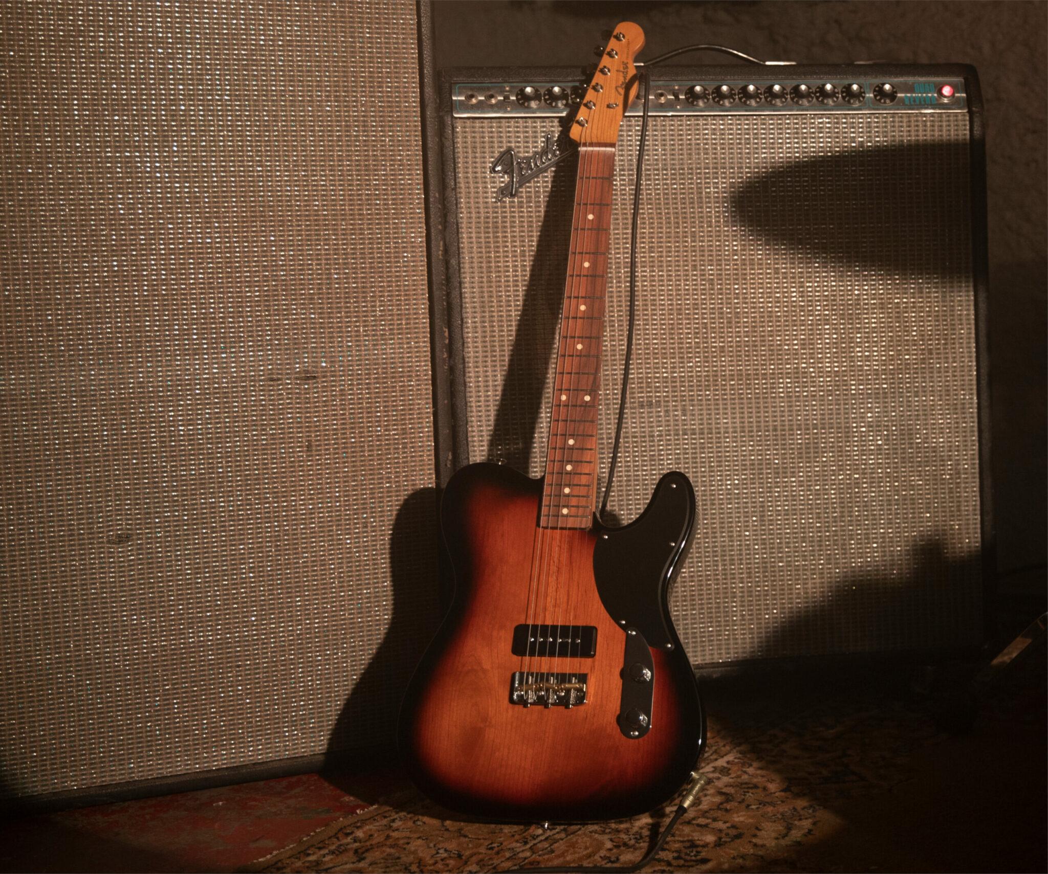 Fender Noventa Series telecaster