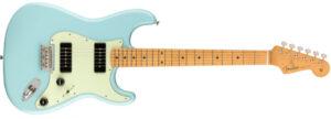 Stratocaster Daphne Blue