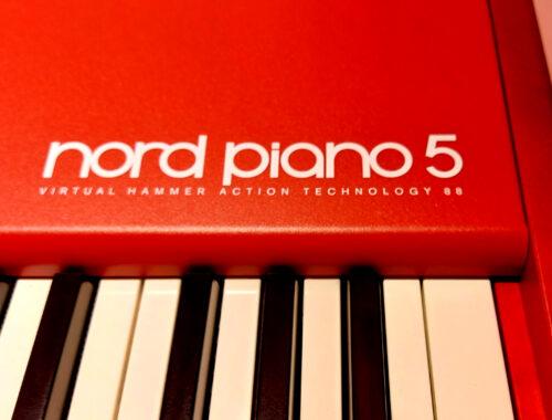 Clavia Nord Piano 5
