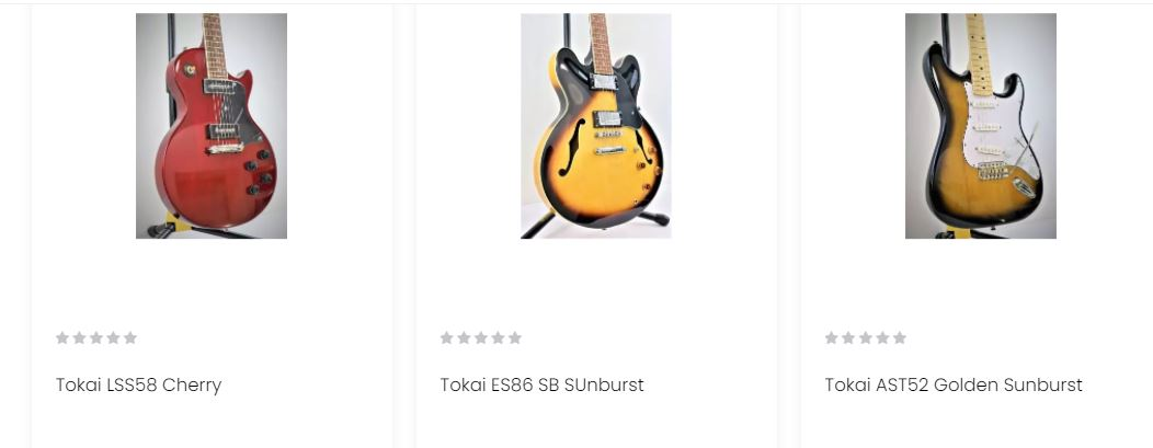 Tokai @ Van de Moer Instruments