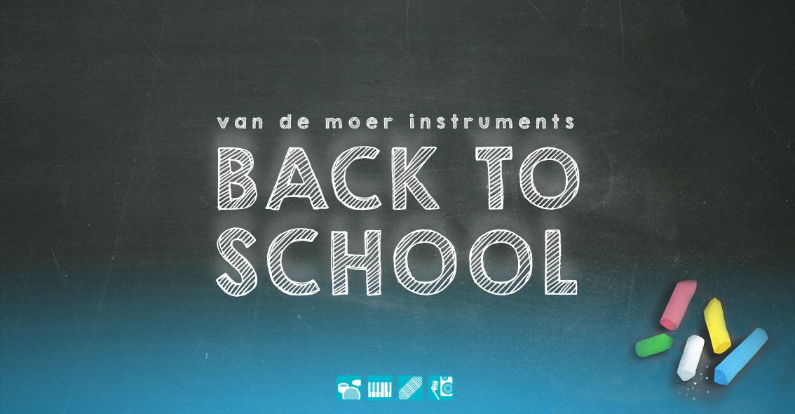Back to School promo's!